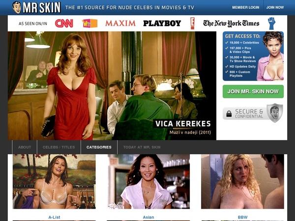 Mr Skin Non Nude Nude