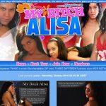 My Bitch Alisa Member Account