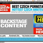 Nasty Czech Chicks User Name