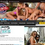 Naughty Rich Girls Join