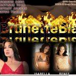 New Brunette Blaze Account