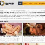 New Free Doggyboys.com Account
