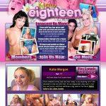 Noweighteen.com Acc Free