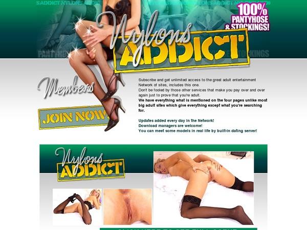 Nylonsaddict.deluxekey.com Free Login