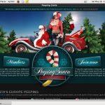 Peeping Santa Passwort
