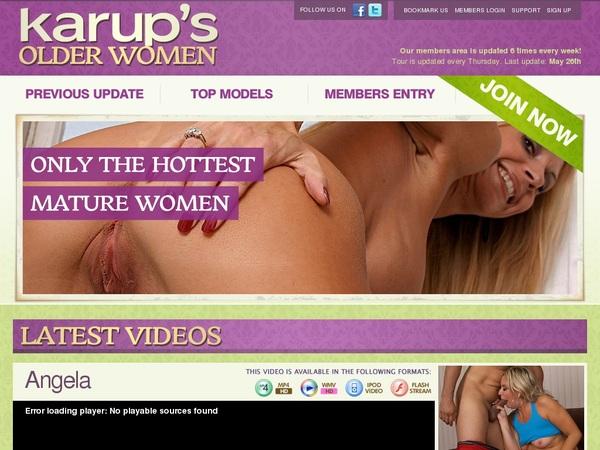 Porn Pass Karups OW