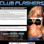 Premium Accounts Club Flashers