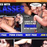 Premium Babes With Glasses