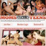 Premium Moms Teaching Teens