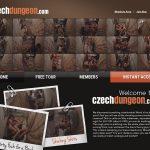Real Czech Dungeon Accounts