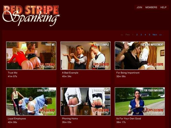 Redstripespanking.com Free Acc