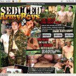 Seduced Army Boys Username