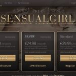 Sensualgirl.com With Canadian Dollars