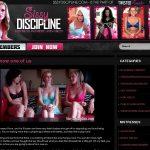 Sissydiscipline.com Special Discount