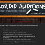 Sordid Auditions Vendo