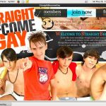 Straight Be Come Gaypassword
