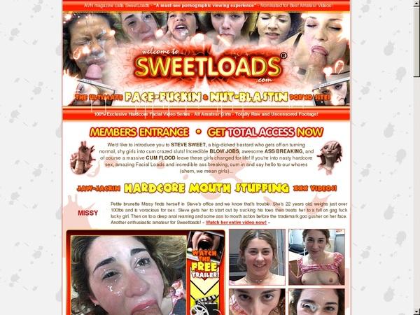 Sweetloads Discount Deal