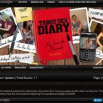 Taboo Sex Diary Premium Account