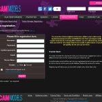 Tranny Cam Models Accounts Passwords