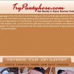 Trypantyhose.com Porn