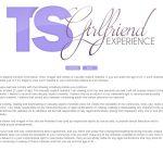 Tsgirlfriendexperience With SOFORT