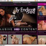 Ty Endicott Premium Free Account