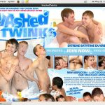 Washed Twinks Porn