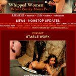 Whipped Women Free Login