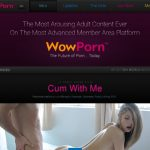 Wowporn Premium Accounts Free
