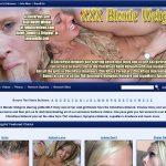 XXX Blonde Webgirls Mail Order