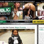 Public Pick Ups Free Passes