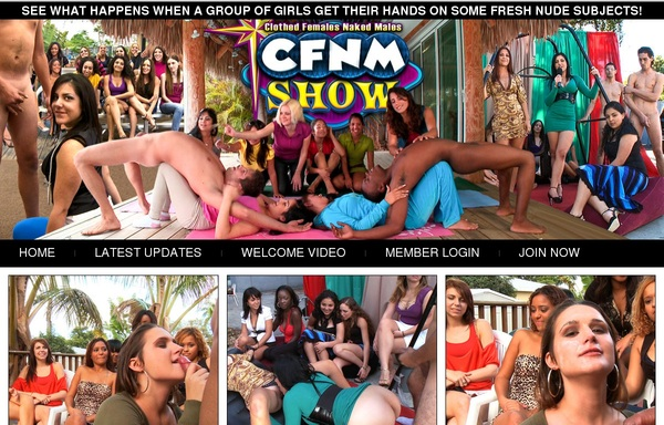 Cfnmshow Promotion