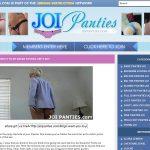 JOI Panties Free Pw