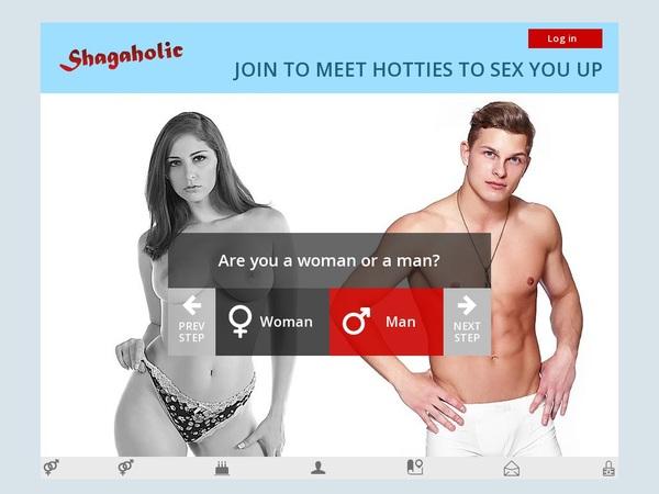 Shagaholic login