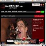 Jalifstudio.com Sign Up Form