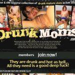 Mobile Drunkmoms.com Account