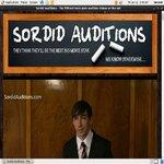 Sordid Auditions Tour 2 Premium