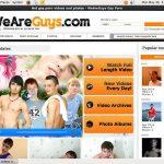 Xxx Weareguys.com