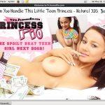 Account Free For Princessrio.com