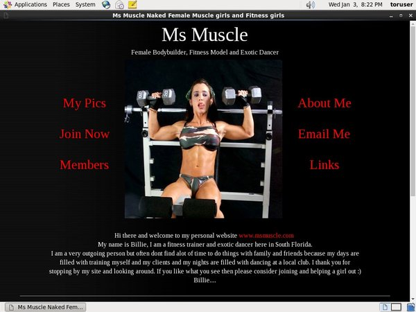 Ms Muscle Register