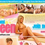 Real Naomi Teen Accounts