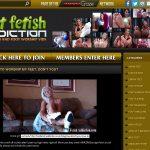Accounts For Footfetishaddiction.com