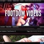 Foot Dom Videos Join Form