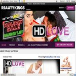 HD Love Join Form