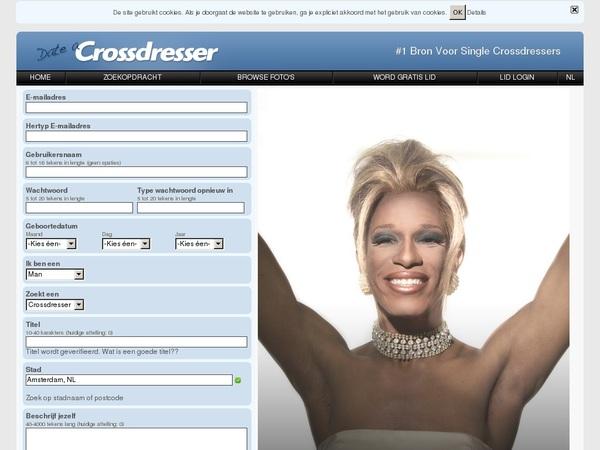 How To Get On Dateacrossdresser.com For Free