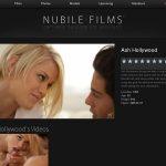 Nubilefilms.com Discount Membership