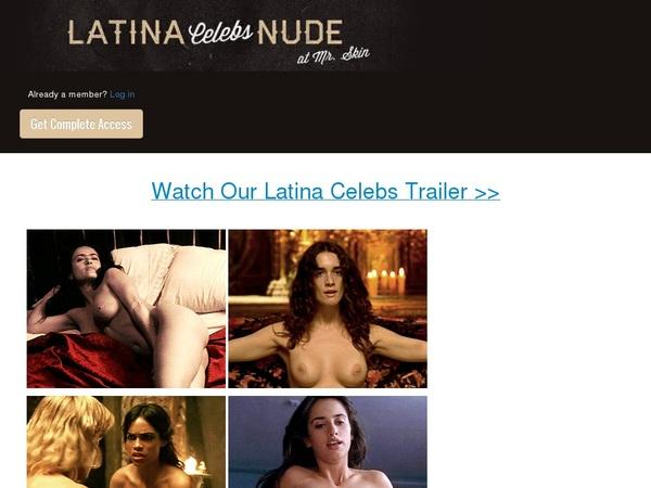 Accounts Of Mr Skin Latina