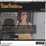 Tessafowler.com Solo