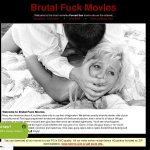 Brutal Fuck Movies Free Pass