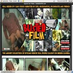Busted On Film Logins